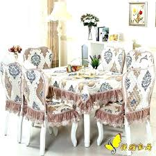 Dining Tables Table Cloth Online India Chair Covers Ideas Gorgeous Cover On Accessories