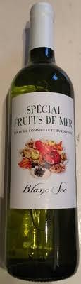 vin blanc sec cuisine vin blanc sec spécial fruits de mer guiraud 75cl
