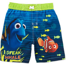 Finding Nemo Baby Clothes And by Finding Dory And Nemo Baby Toddler Boy Swim Trunks Walmart Com