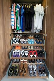 amazing wardrobe shoe hanger closet shoe organizer ikea