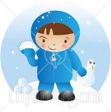 Winter Day Clipart 52
