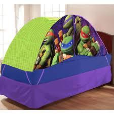 Ninja Turtle Decorations Nz by Nickelodeon Teenage Mutant Ninja Turtles Bed Tent With Pushlight