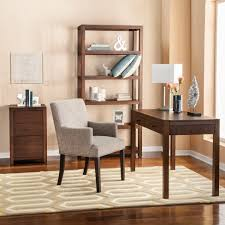 Parsons Desk with Drawers Threshold™ Tar