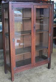 Antique China Cabinet With Glass Doors Remodel Ideas Stickley Bros
