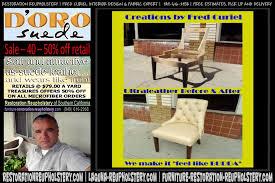 Casa Blanca CA Restoration Reupholstery Custom Furniture Upholstery