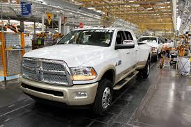 Fiat Chrysler To Bring Heavy Duty Pickup Production Back To U.S. ...