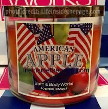 Bath And Body Works Pumpkin Apple Candle by Bath U0026 Body Works American Apple Candle Picture Life Writings