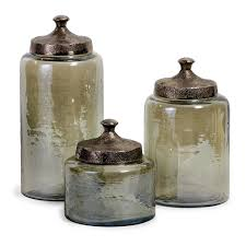 Turquoise Kitchen Canister Sets by Glass Kitchen Canisters Sets 28 Images Coastal Glass Canister