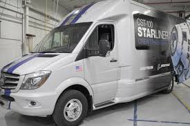 100 2011 Airstream Builds Astrovan II For Boeing Astronauts
