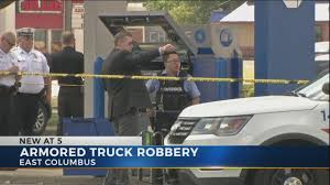 Columbus Police Searching For Three Armed Suspects After Brinks ... Columbus Police Searching For Three Armed Suspects After Brinks Garda Armored Truck Insssrenterprisesco Car Guard Shot In Sacramento Credit Union Robbery Armored Robbed Outside Wells Fargo Inglewood Abc7com Cmpd Vesgating Of West Charlotte Smart Water Anti System Sign On The Back An Armoured Truck Driver Shoots Atmpted Robber In Little Village Worker Fatally Midcity Bank 1922 Us Mint Denver Suspect Dead Phoenix Youtube By Man And Woman East Side Wsyx