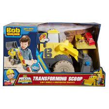 100 Bob The Builder Trucks FisherPrice The Transforming Scoop Vehicle Walmartcom