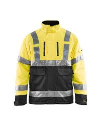 hi vis winter jacket jackets 49271977 blaklader