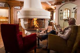 offener kamin zum relaxen picture of lebe hotel der