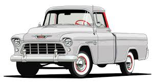 Chevrolet Celebrates 100 Years Of Trucks By Choosing 10 'most-iconic ...