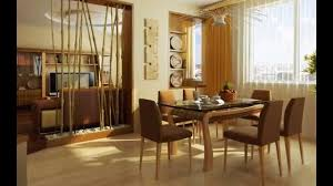 Best Latest Dining Room Designs India With Modern And Extendable Table Pictures