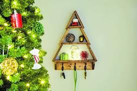 Home Depot DIY Workshop Holiday Tree Shelf