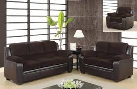 Chocolate Corduroy Sectional Sofa by Fabric Furniture Modern Fabric Sofa Sets Slipcovered Sofas And