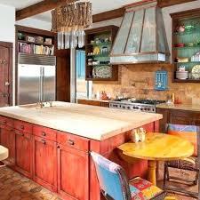 Mexican Kitchen Decor Charming Paint Color Ideas