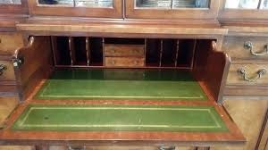 Henredon Breakfront China Cabinet by How Much Is My Henredon Breakfront Secretary Worth My Antique