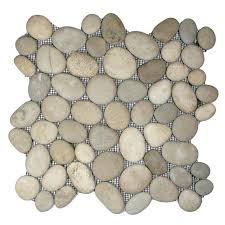 Sliced Pebble Tiles Uk by Pebble Tiles Ebay