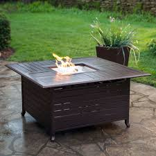 Interior Exterior Astonishing Tabletop Fire Bowl With Glass