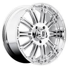 100 Chrome Truck Wheels XD Series XD 795 Hoss MultiSpoke