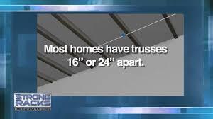 strong racks 4ft x 8ft ceiling platform steel garage storage