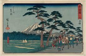 53 Japanese Woodblock Print Wallpapers