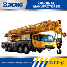 China Truck Mounted Crane (XCT75L5) Mobile Cranes Small Mounted ...