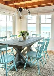 Nautical Chair Covers Dining Room Blue And White With Coastal Flair Tables Gold Coast Best Rooms Ideas On Din