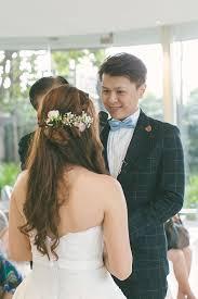 Garden Rustic Themed Wedding Solemnization Photography Singapore At Shutters Amara Sanctuary Resort Sentosa