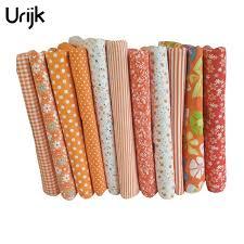 tissus pour rideaux pas cher urijk orange coton tissu pour patchwork pas cher tissu pour