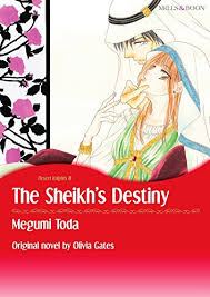 The Sheikhs Destiny Mills Boon Comics Desert Knights By Olivia Gates