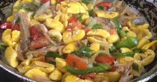 national cuisine of ackee saltfish s national dish picture of eits cafe