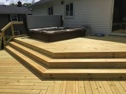 Floor Joist Span Table Deck by Blog Archadeck Outdoor Living