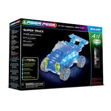 Amazon.com: Laser Pegs Super Truck 4-in-1 Building Set Building Kit ... Rc Car To Robot 20 Steps With Pictures 26th Annual Pacific Coast Dream Machines Show Bangphotos Monster Drive Lego Review 42001 Mini Offroader Rebrickable Build Cpe Bbarian Solid Axle Truck First Run Youtube Jjrc Q39 Highlander 112 Desert Zeroair Reviews 110 Amp Mt 2wd Brushed Btd Kit Unpainted Body One Of A Kind Ford V8 Over 100k To This Bed Frame Katalog 63f030951cfc Madness 11 Bigfoot Ranger Replica Big Squid Go Kart Blueprints Best Resource Grave Digger Truck 30 Yoraishcom