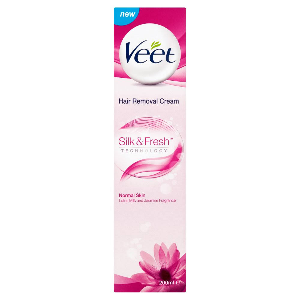 Veet Hair Removal Cream - for Normal Skin, 200ml