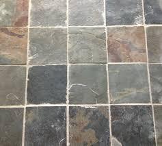 repurposed slate tile lovefeast table
