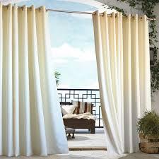 Outdoor Patio Curtains Canada by Outdoor Decor Gazebo Grommet Outdoor Curtain Panel Hayneedle