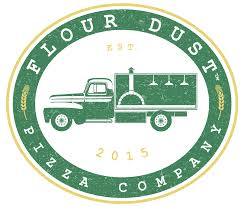 Flour Dust Pizza Mobile Gourmet Truck