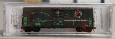 N Scale – MICRO-TRAINS Line 024 44 400 Weathered NORTHERN PACIFIC 40 ...