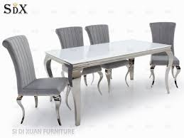 China Modern Hotel Banquet Party Table With Glass Top Dining Table ... Standard Fniture Rossmore 7 Piece Rectangular Ding Set Dunk Maison Ranges Room Just Imagine The Beautiful Dinner Parties You Could Throw With This China White Nordic Event Party Table Tms Lucca 5 Multiple Colors Walmartcom 50 Outdoor Ideas You Should Try Out This Summer Tables And Chairs For Sale Wooden Buy Aspenhome New Year Christmas Style Chair Cover Decoration 2017 Bay Isle Home Solange Reviews Wayfair 5pcs Metal 4 Breakfast Black Dinner Mistana Thomasson