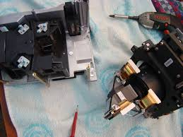 Sony Sxrd Lamp Replacement Instructions by Sony Vpl Vw80 And Destruction Of Contrast Projectorjunkies