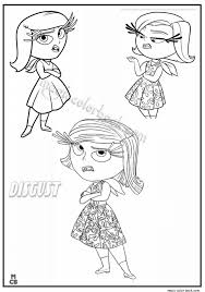 Inside Out Printable Coloring Pages For Kids 40772