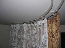 Flexible Curtain Track Drop Ceiling Clamp heavy duty flexible curtain track interiordecorating regarding