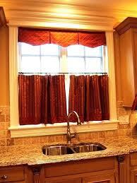 Kitchen Curtain Ideas Pictures by Kitchen Curtains Pinterest Kitchen Window Ideas Window Curtains