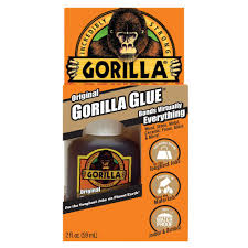 Tile Adhesive Remover Home Depot by Gorilla Glue 2 Fl Oz Original Glue 269 The Home Depot