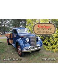 Vintage Trucks And Commercials Kiwi Coll - Stylish Gifts For Him ... Vintage Trucks At The National Aths Show Classic American Pickup History Of 10 Pickups Under 12000 Drive Check Out The Vintage Trucks At 2018 Show Tandem Thoughts Ford For Sale In Ohio F Stock K Near Joys Running Commercial Motor Dodge Truck Youtube In Park Old Tailem Town Bend Australia Gary Alan Nelson Photography Photos Images Alamy Rare 1954 600 Truck For Sale