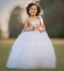 Flower Girl Dress Tutu Baby Girls