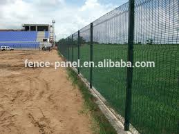 The Drawing Of Anti Climb Fence Installation Including South Africa Powder Coated Clearvu Steel Anti Climb Security Fence